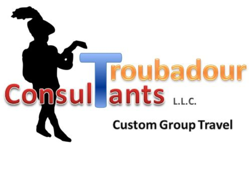 Troubadour Consultants was established to help groups and organizations realize the full potential of their travel dreams. We do the work for you so you can focus on the business at hand. -