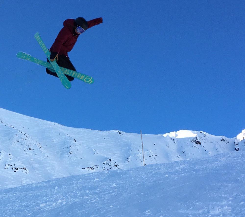 Bliss - Meet your new favorite skinny ski