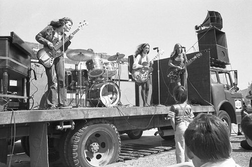 The Haight's (Almost) Forgotten All-Girl Band