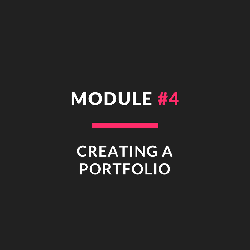 Training - Creating A Portfolio.png