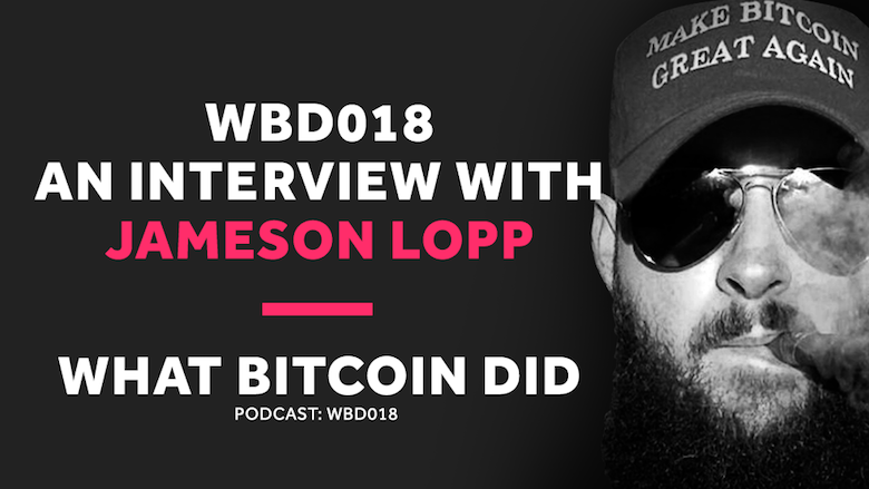 Bitcoin Scaling and Lightning Network     WBD018 - MAY 25, 2018