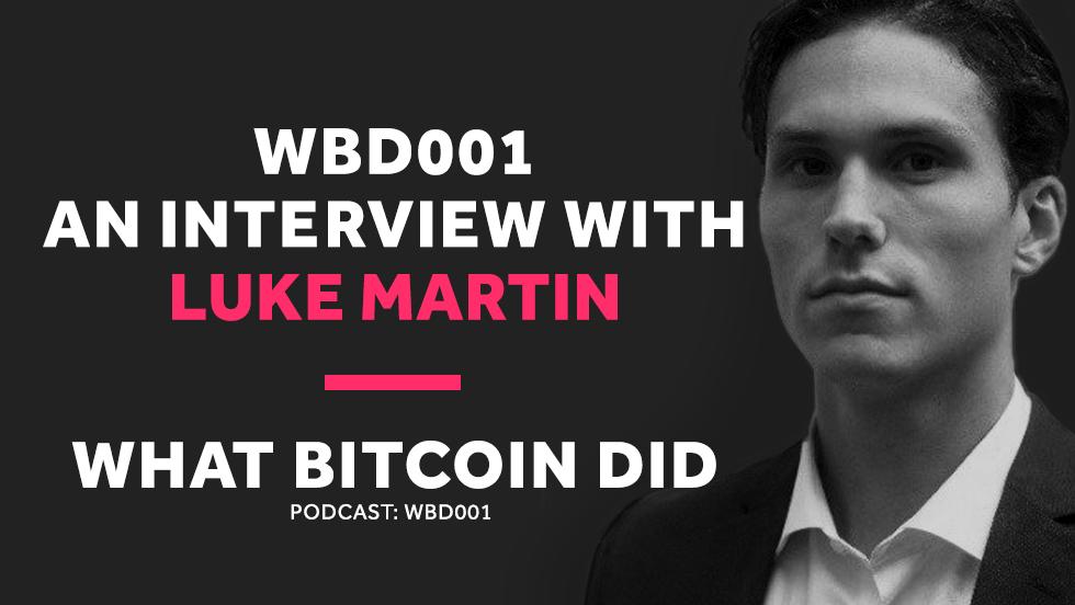 How to Trade Bitcoin and Crypto     WBD001 - NOVEMBER 24, 2018