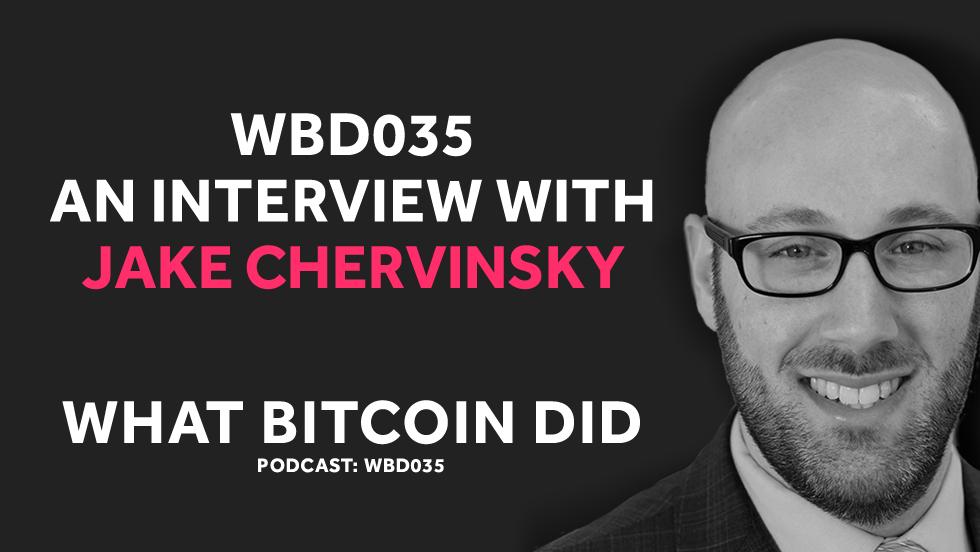 WBD035 - Jake Chervinsky