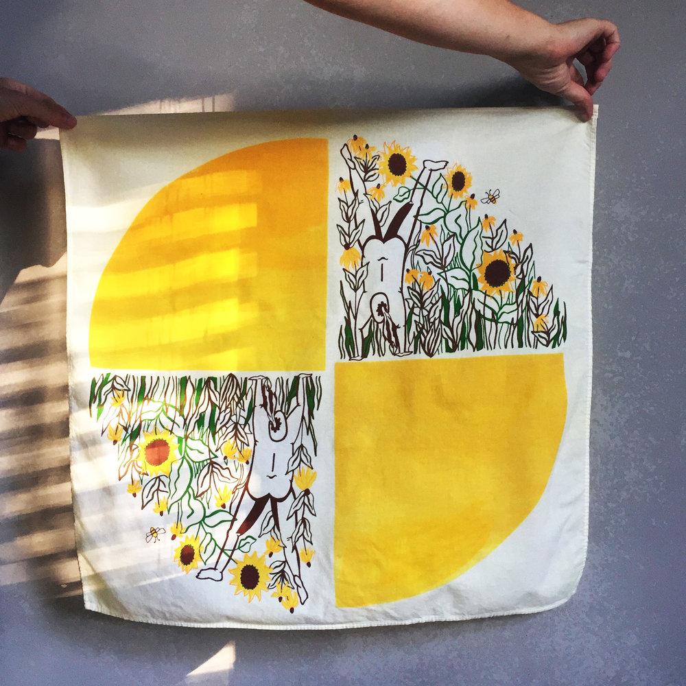 Bandana -  Artwork & Sceenprinting