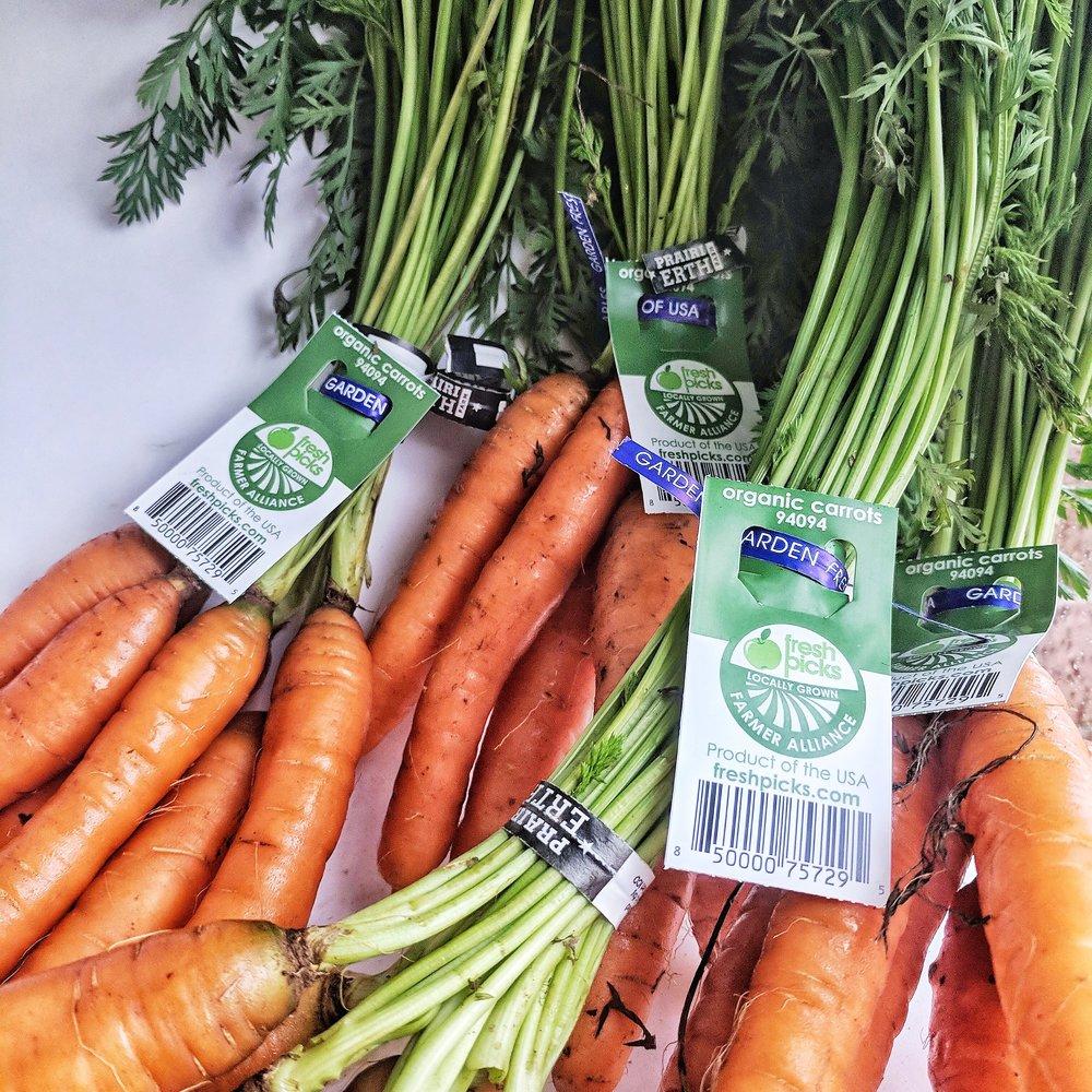 Fresh Picks Farmer Alliance  - Logo & Label Design