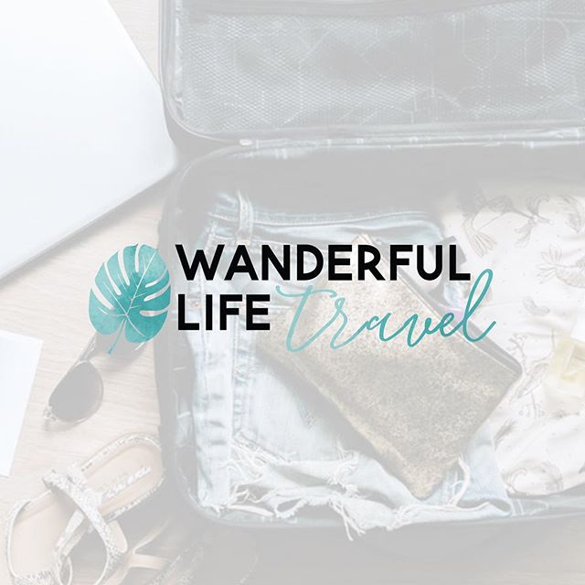 When @wanderfullifetravel came to me, they had all their ducks in a row—all they needed was a brand build + website. Had a blast bringing life to their boho-inspired travel agency!