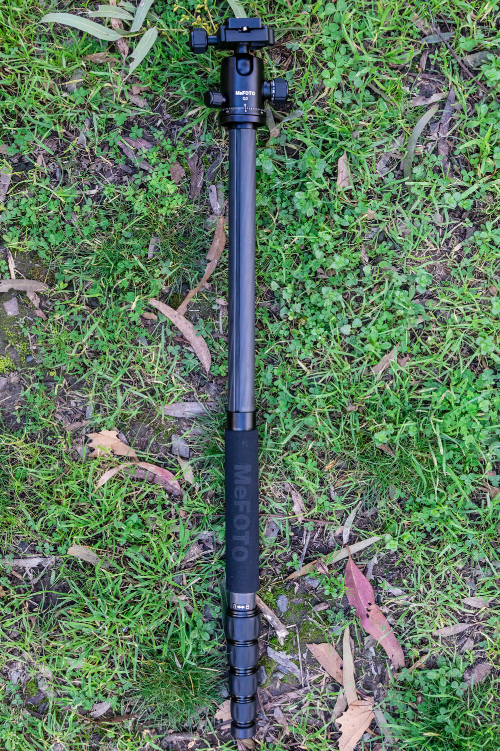 Globetrotter Monopod option