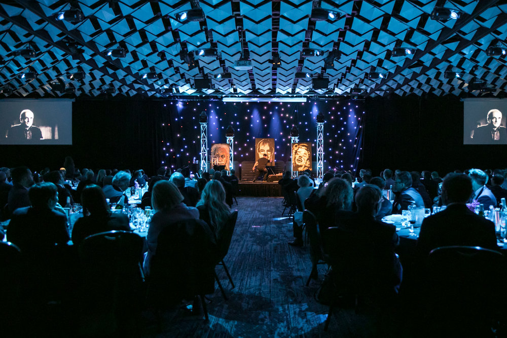 Brad Blaze at the AFR 2018 Client Choice Awards