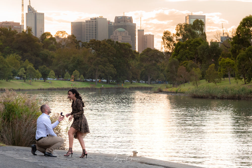 Engagement Photography Melbourne
