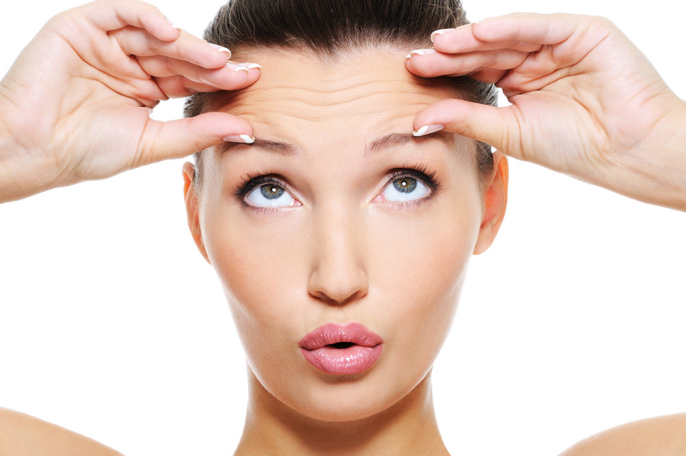 Botox_forehead
