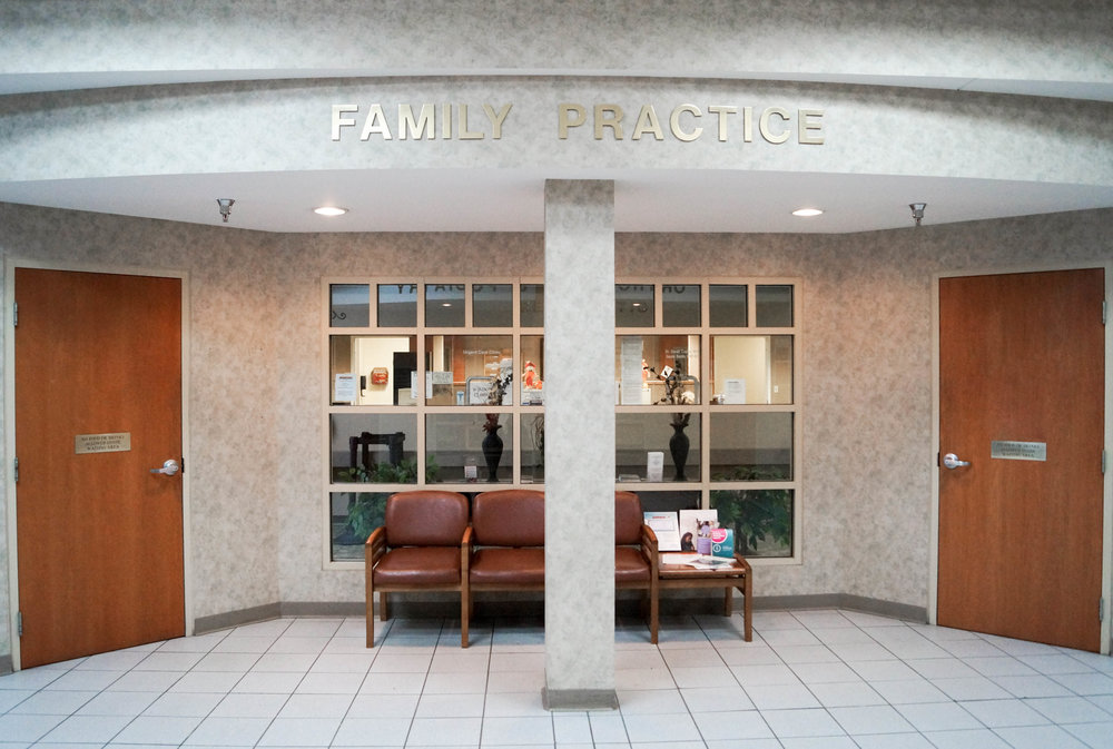Located at the main health star location inside healthstar family practice in suite 400b.