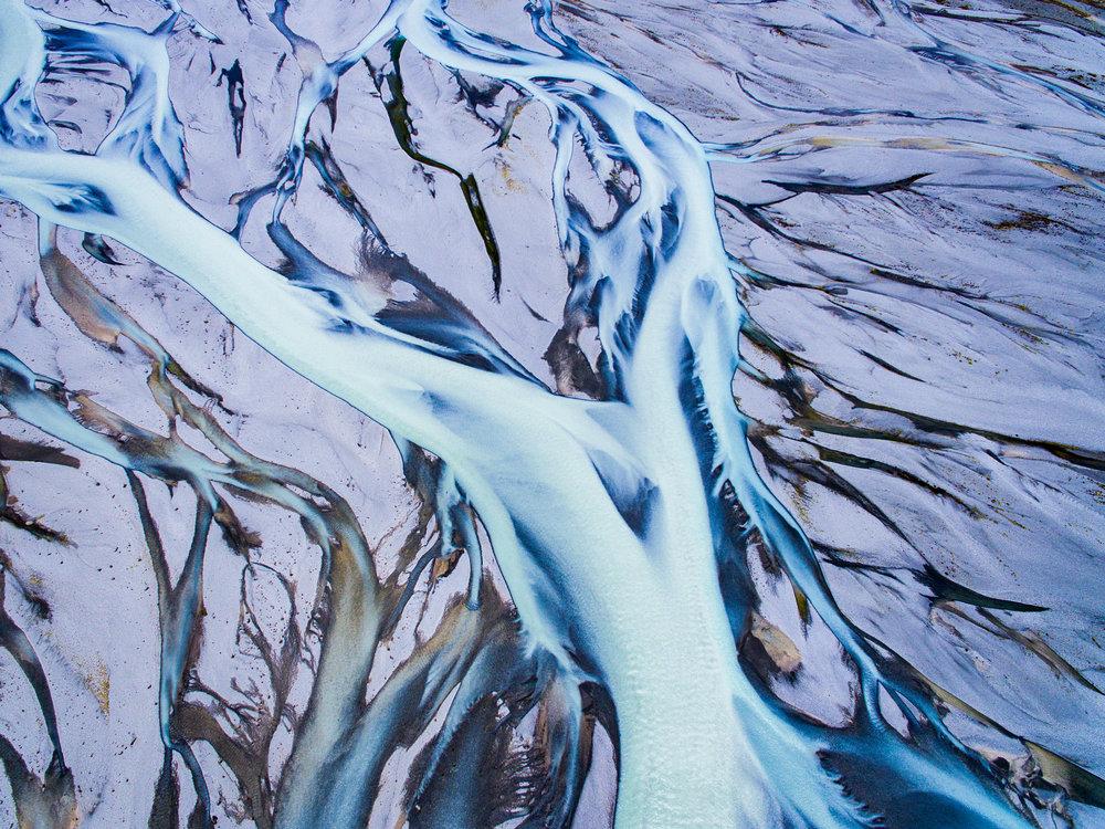 The Braided River (Talman Madsen)