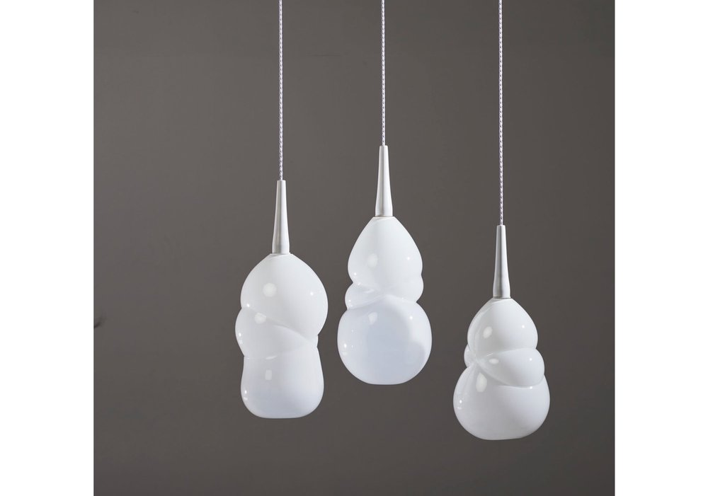 The White Cloud Pendants  -  The White Cloud Collection 2018 . The story of this collection started by the inspiration of the other name New Zealand is known as: Aotearoa - The Land of the Long White Cloud.