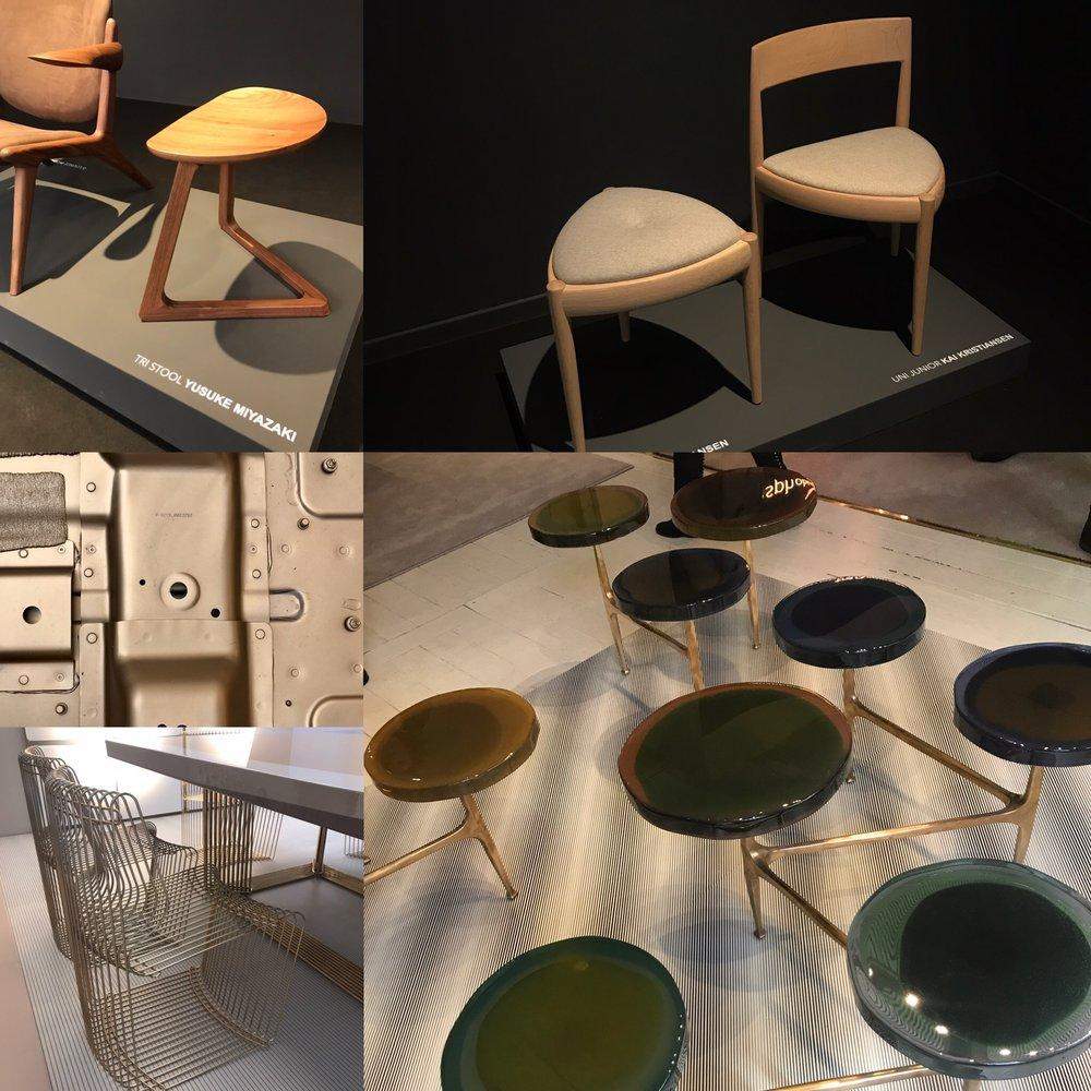 Some of the designs we loved by Yusuke Miyazaki, Kai Kristiansen and Draga and Aurel.