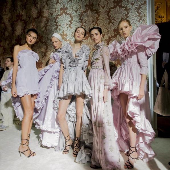 Haute Couture - In Paris with Giambattista Valli