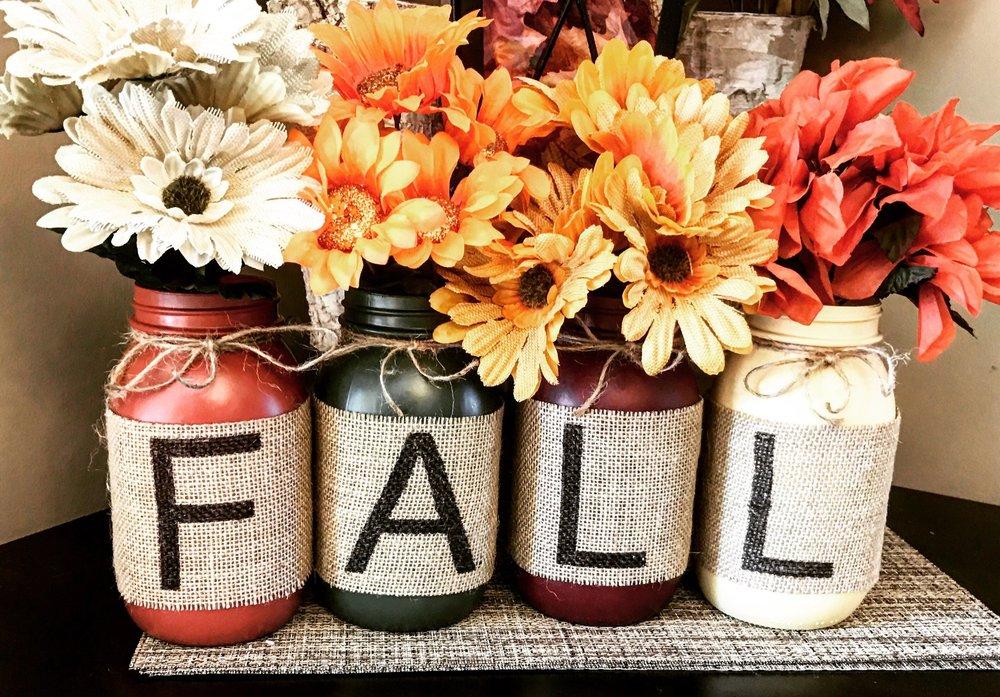It's Fall Season - Fun Decor Inspo.