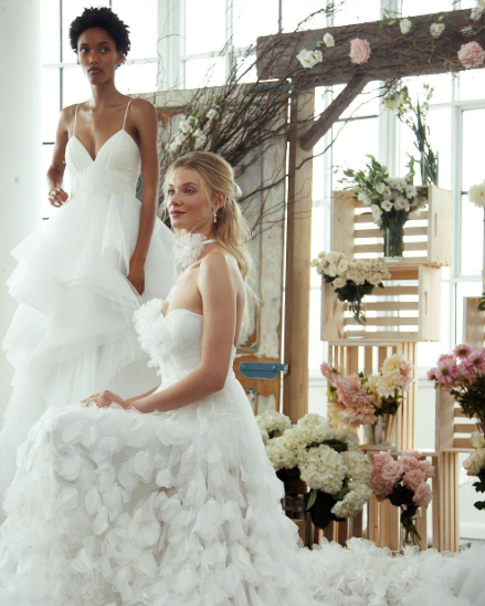 Ethereal Bridal Gowns - Marchesa Bridal