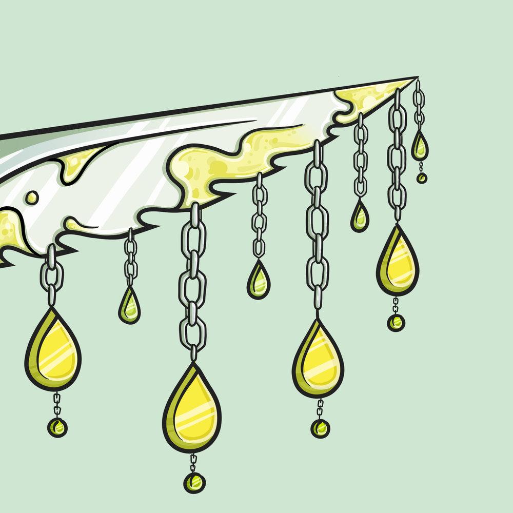 4. Spilling Bells