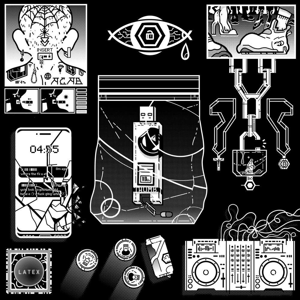 Cyberia ii: Deleriant Drives