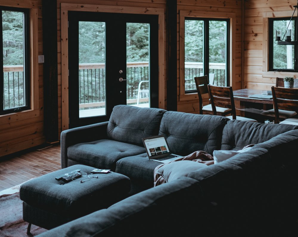 Gray Sofa Casual Annie Spratt 294447