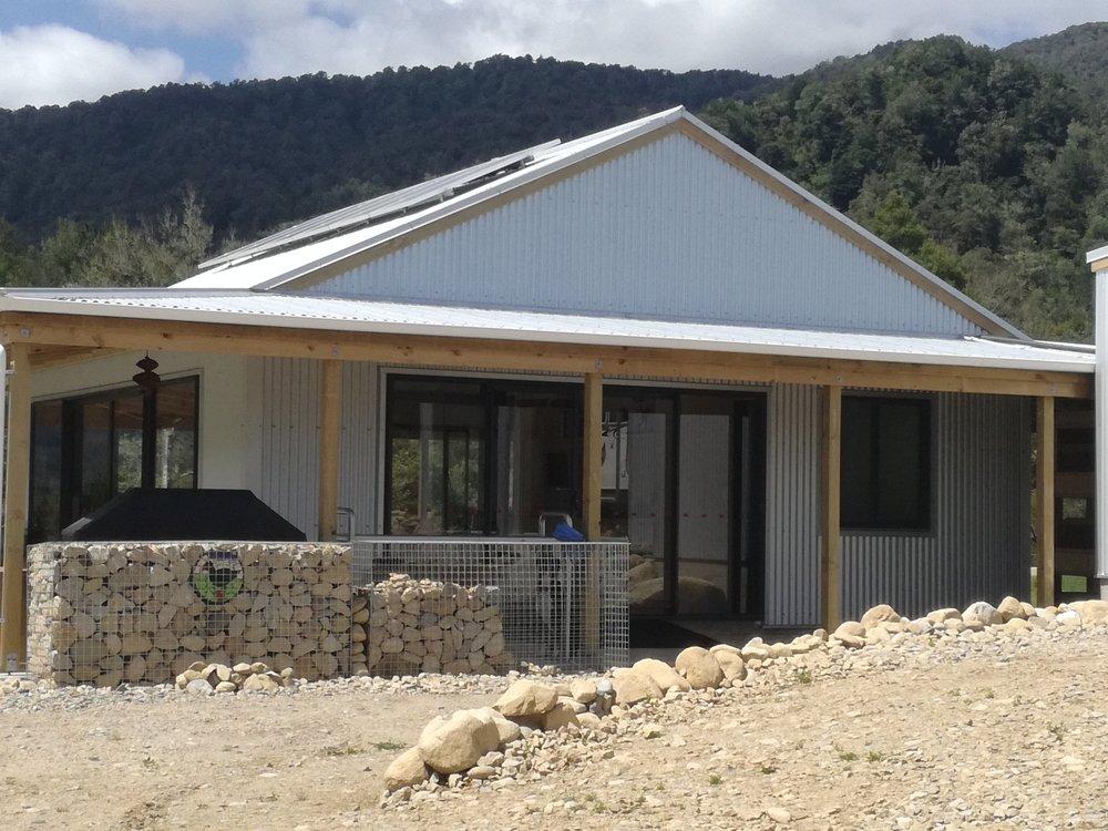 Kitchen & Ablution facility