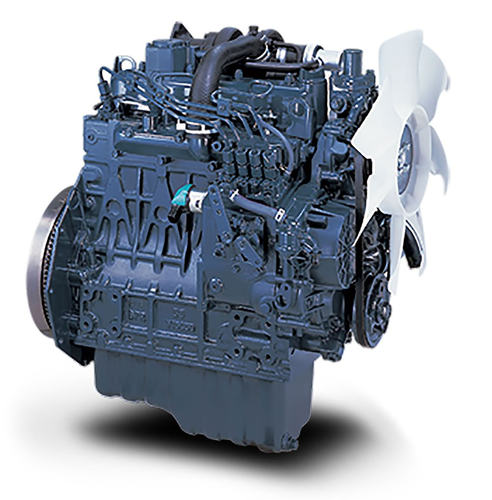 bruder kompressor kubota engine features