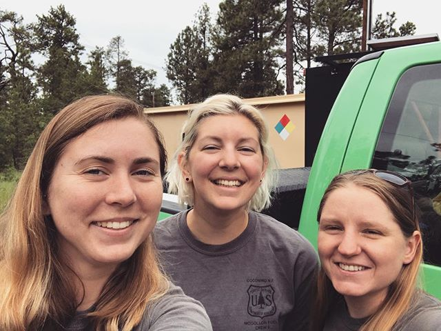 Squinty-eyed and bushy-tailed, on the way to the PNW we go 🐿 . . . #summerlife #fire #fireseason #roadtrip #travel #usfs #coconinonationalforest #mogollonrim #adventure