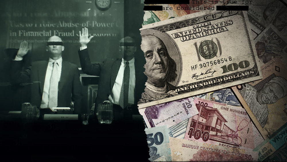Dirty Money - Another show that documents the crimes you don't read about all the time.And you guessed it - on Netflix.