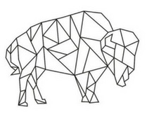 Buffalo Clip Art Pieces Together.jpg