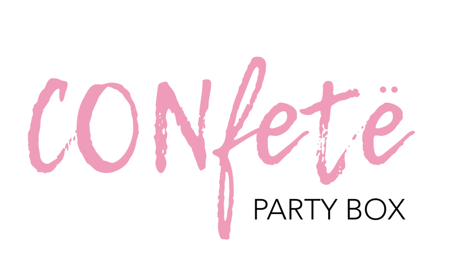 Confete Party Box