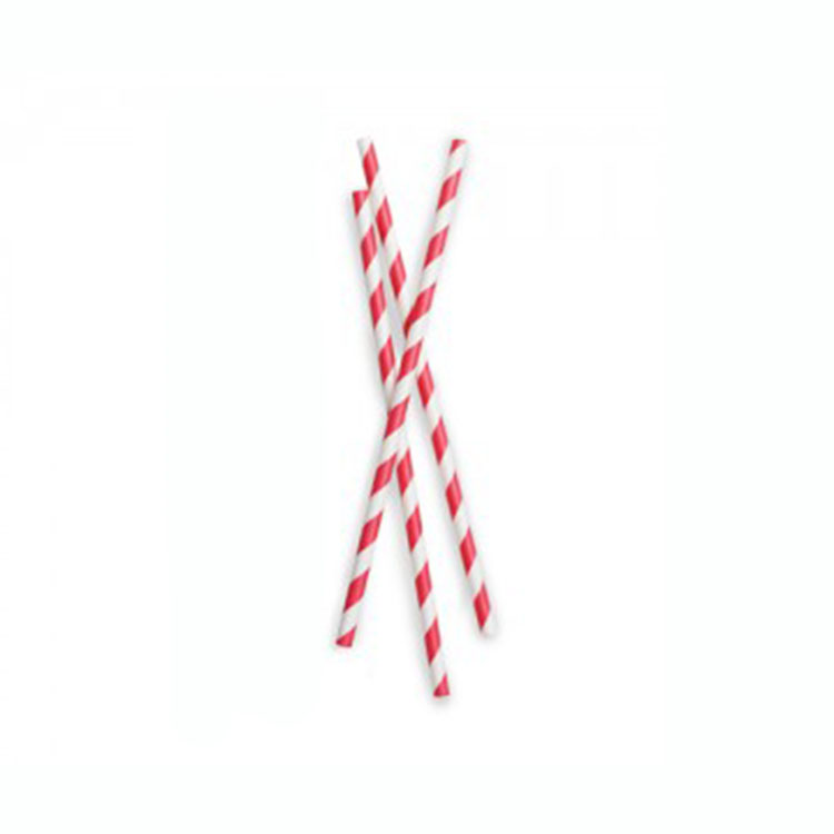 candy cane paper straws confete party box