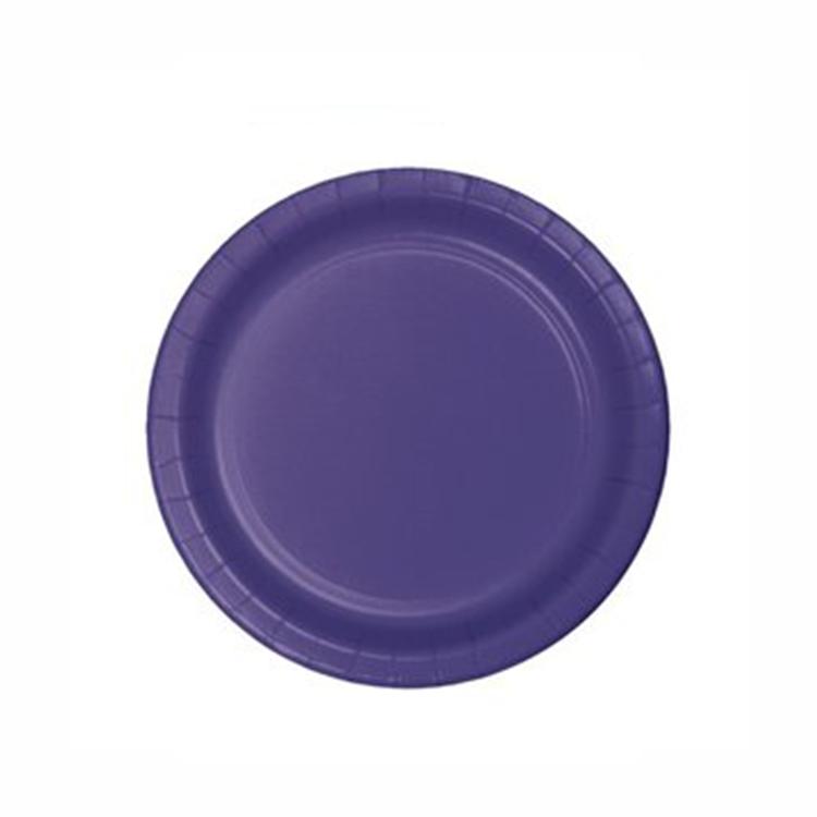 Grape Purple Large Plates  sc 1 st  Confete Party Box & Grape Purple Large Plates u2014 Confete Party Box
