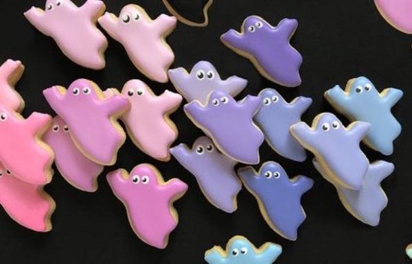 Hol_Fox Halloween Cookies