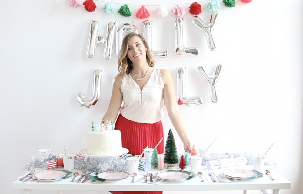 MEET THE FOUNDER - Naturally, when family gatherings and cherished celebrations occurred, Jamie was tasked with designing and planning these events (hey, we get it, not everyone has the knack for party planning but that's okay)!