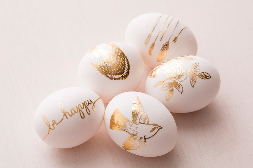 1. TemporaryTattoo Eggs - Flash tatts are not just for music festival babes