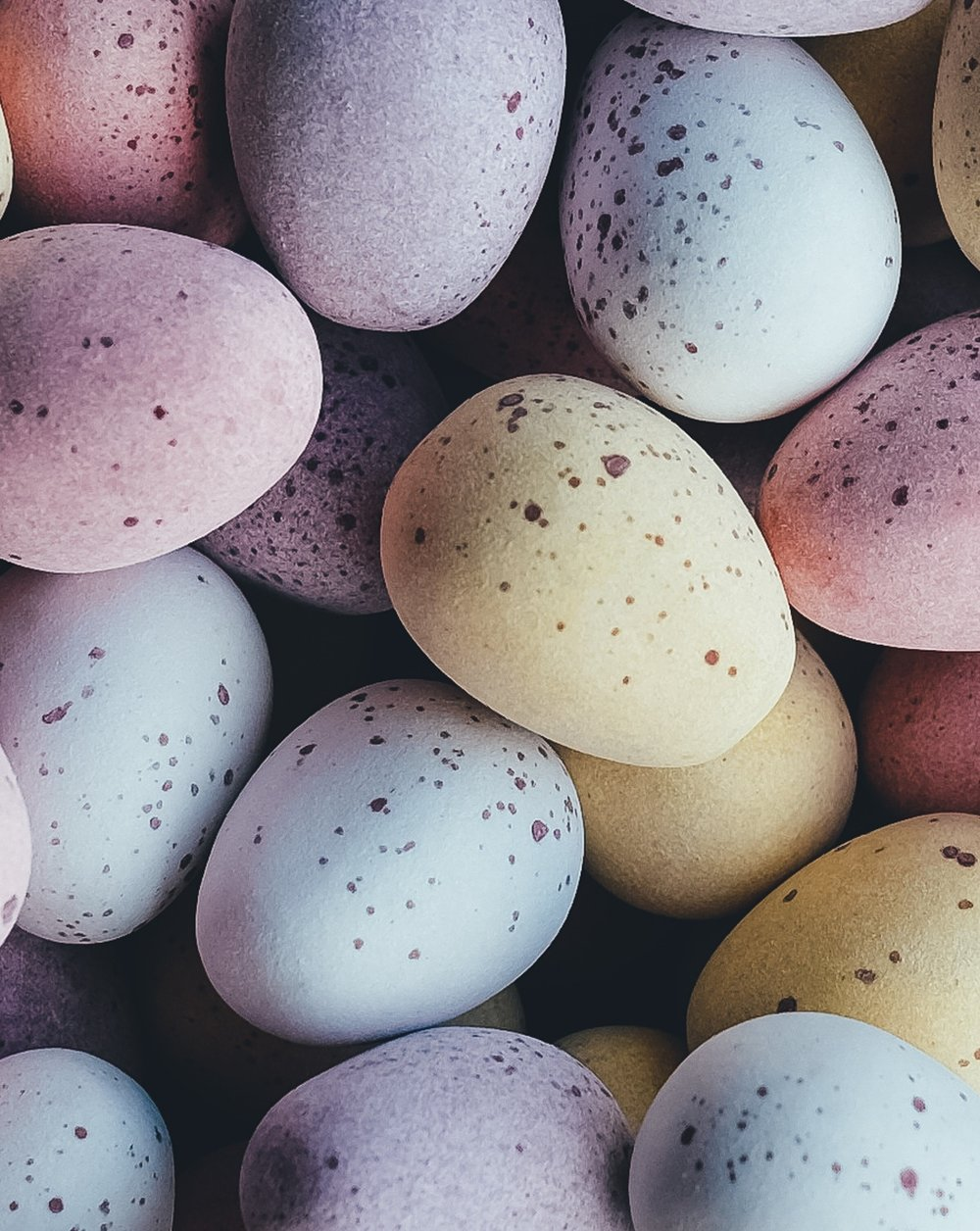 Pastels over Brights - Our readers prefer a traditional pastel color palette for their Easter decorations. However 37% of our Insiders will bock the traditional for a more bold color scheme, you go you rebels!