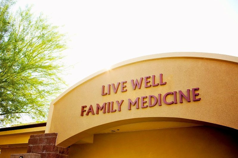 Live Well Family Medicine Clinic