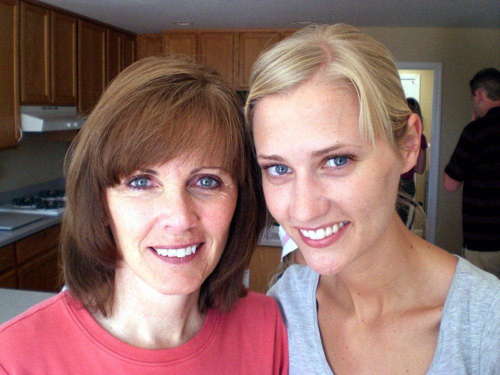 Lisa & Mom
