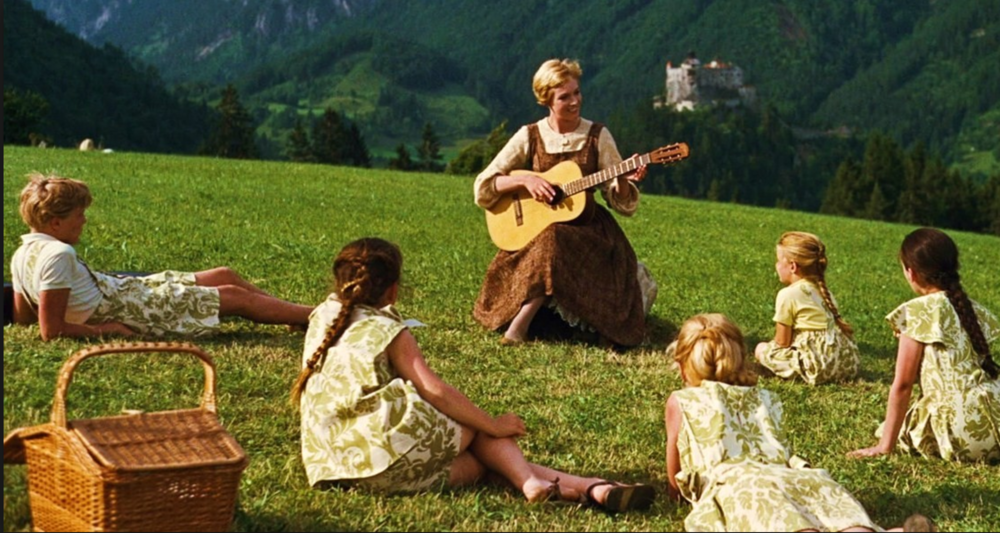 The Sound Of Music Film Still