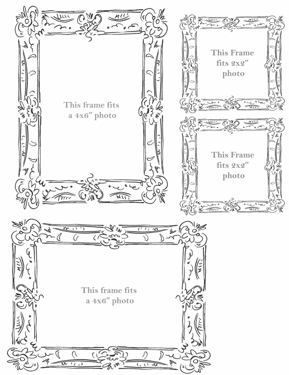 Family Tree Photo Frames