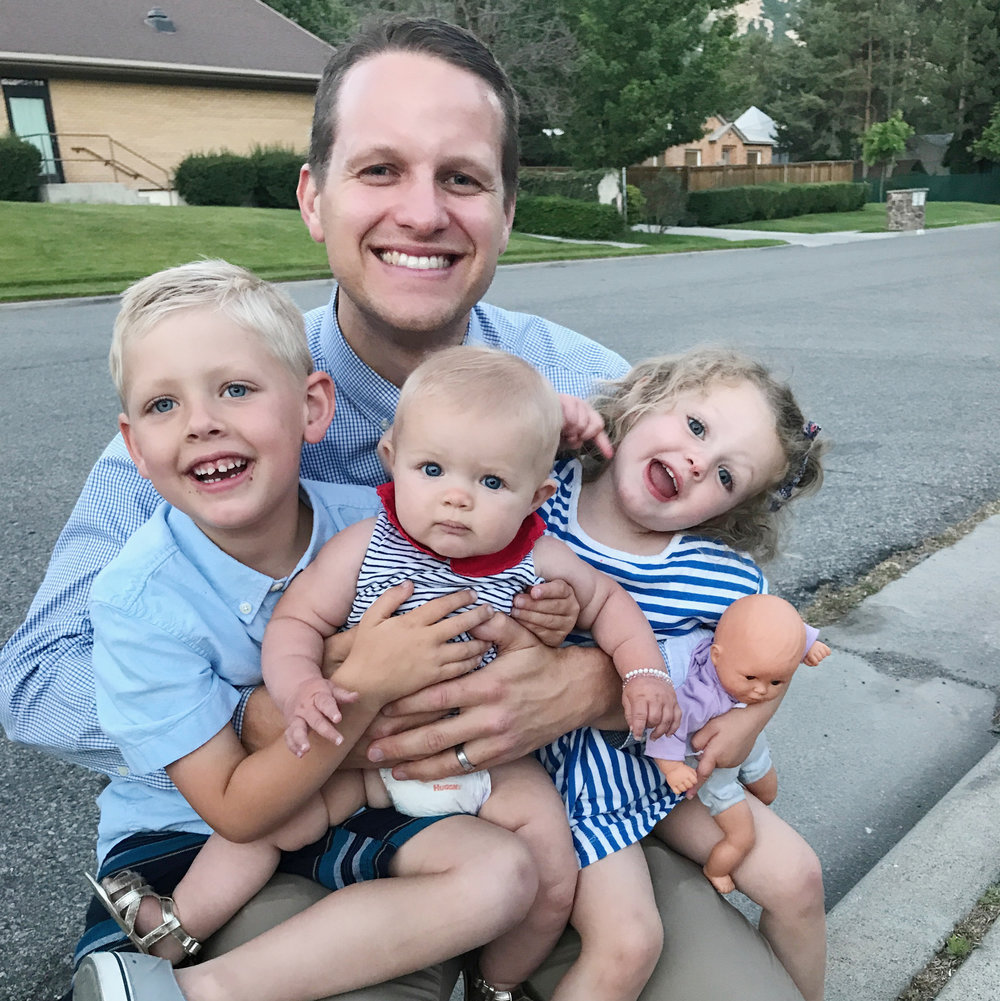 mitch peterson - Mitch Peterson is a husband to an amazing wife and father to three great kids. He loves to take care of children as a pediatrician at Families First Pediatrics (ffpeds.com) in Utah. He keeps up an Instagram account that addresses many common questions about childrens' health (@doctor.peterson).