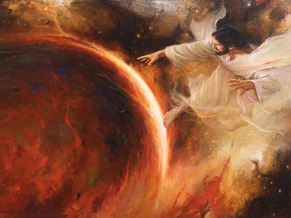 Painting: Walter Rane