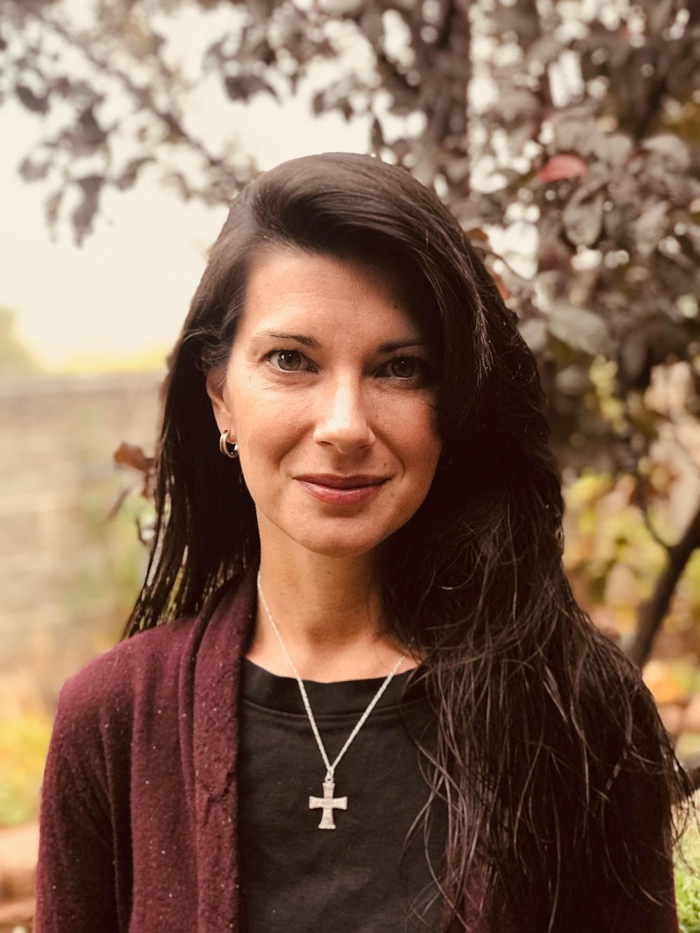 Lauren huggins - Lauren is a priest's wife, homeschool mother of four, registered nurse, and has spent many hours singing in the Orthodox Christian church where she lives out her faith. She resides in Colorado and enjoys the beauty of God's creation.