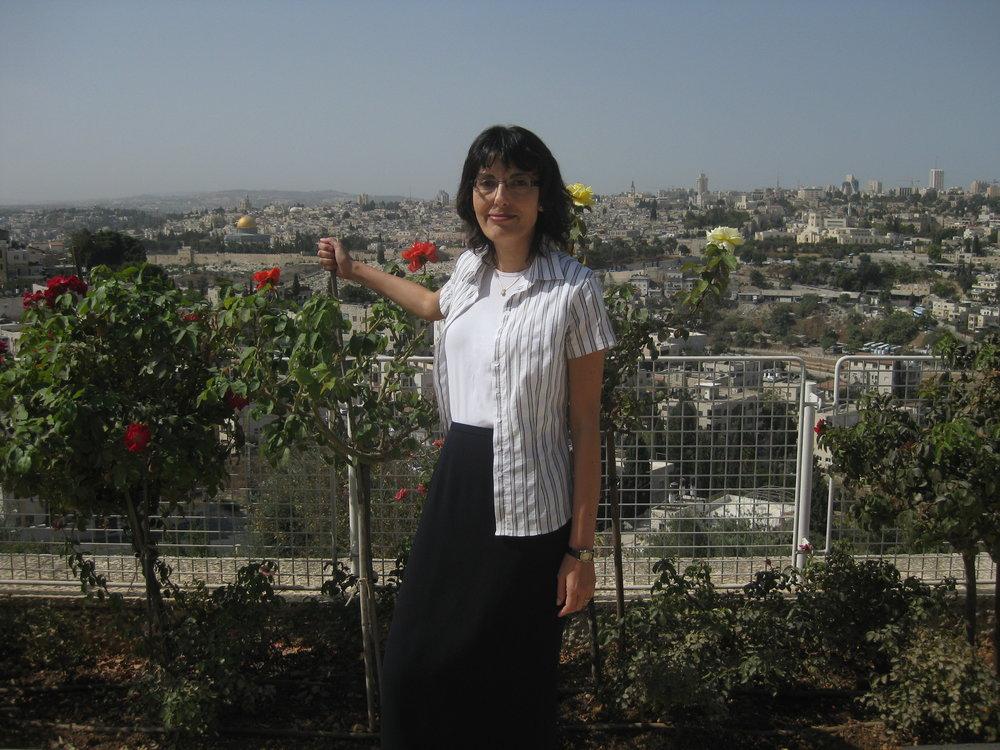 At the BYU Jerusalem Center