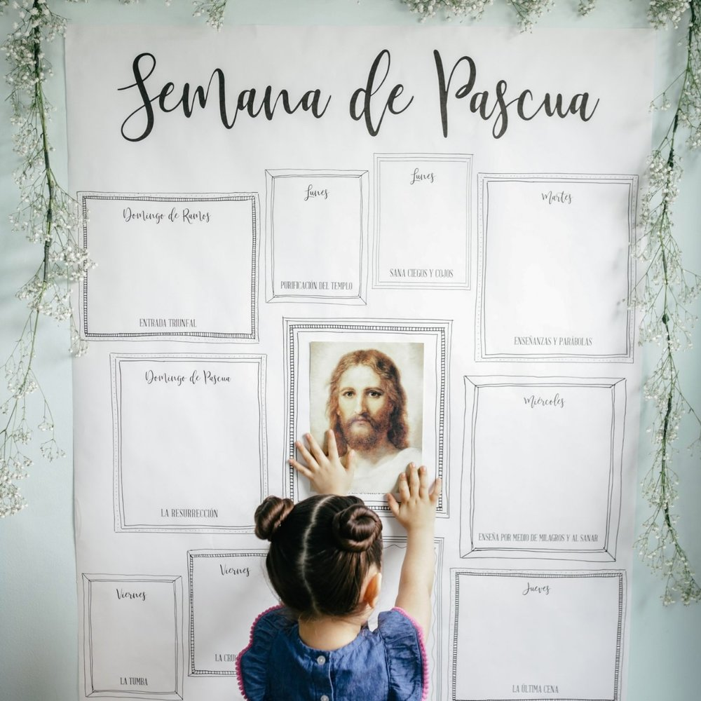 semana de pascua (spanish) -