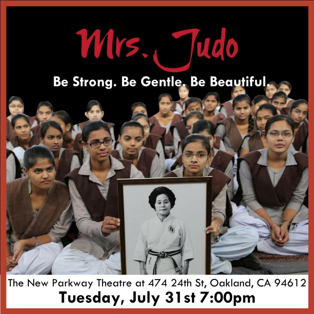 Mrs Judo screening