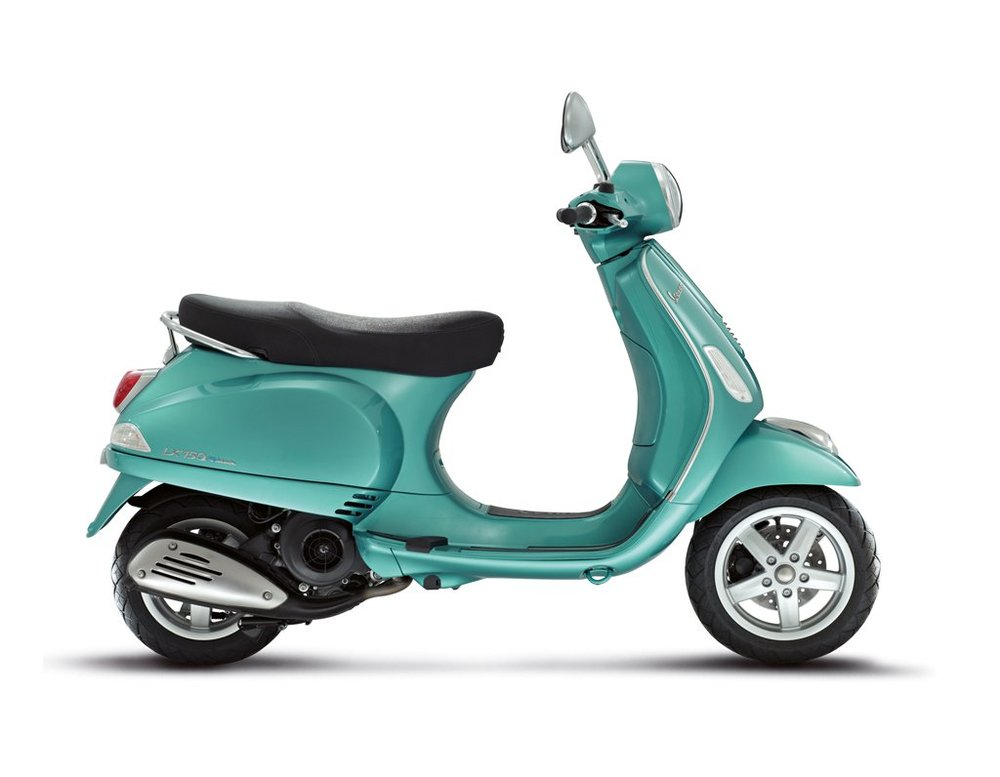 OPTION 1 : VESPA 150cc - The Vespa 150cc is the ultimate way to explore Santa Barbara.  Fully capable for a solo ride or two up.  Scoot from the sea to the mountains and everything in between!  The Vespa 150cc gets over 100mpg, goes 60mph and has a handy place to store things under the seat.  A product of Italy for over 90 years, the Vespa is hands down, the finest scooter in the world .  *Motorcycle license required *Not freeway legal *Helmet always required...duh.