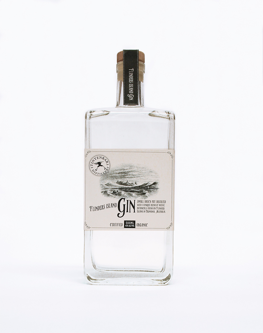 Flinders Island Gin 500ml product photo