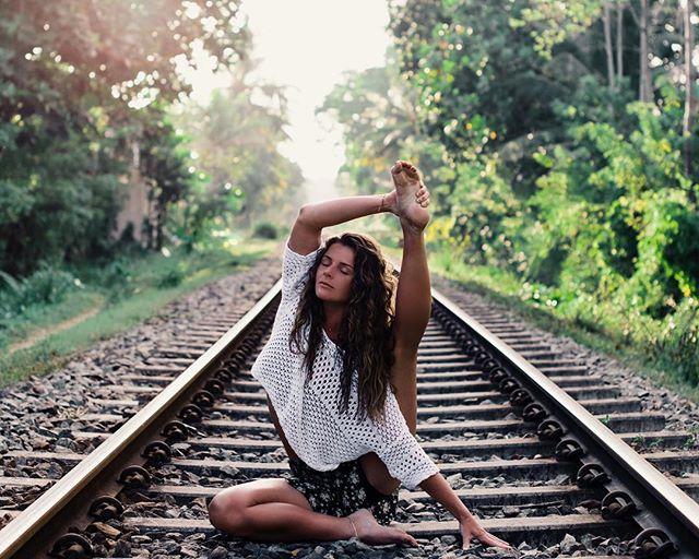 Wild youth @sarah_polefitdubai #nature #srilanka #traveler #yogaworld