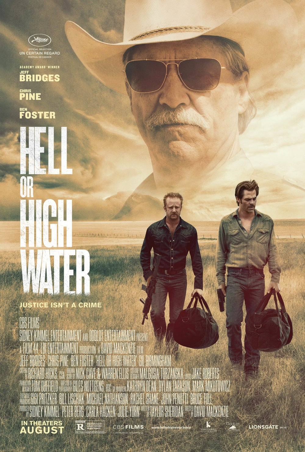 Hell or High Water (2016) - Cameras by Camtec Motion Picture Cameras